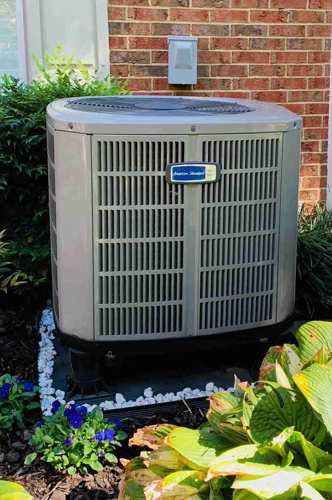 AC Replacement in Manassas Virginia